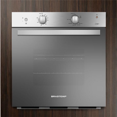 Forno a Gás Brastemp Clean - 60cm